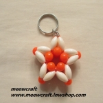 พวงกุญแจดาว (Star keychain)