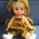 ตุ๊กตาไหมพรม (ตั้งโชว์)(Yarn doll)