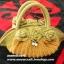 กระเป๋าถือเชือกร่ม รหัสPB022 ก้นกระเป๋ายาว 42 ซม. สูง 20ซม. thumbnail 2