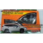 Side Vent All New Pajero Sport