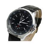 นาฬิกาข้อมือผู้ชาย โชว์กลไก Automatic watch สายหนังแท้ สีดำ ทนทาน มีระบบปรับ วันที่อัตโนมัติ no 906017