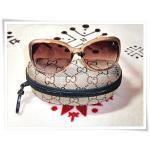แว่นตาแฟชั่น Gucci สีชา พร้อมกล่อง