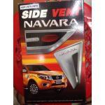 SideVent แก้มข้าง New Navara NP300