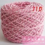 เชือกฟอก สีเหลือบ #110