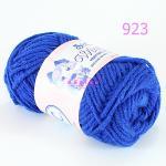 # 923 สีน้ำเงิน