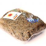 เชือกร่ม (500 กรัม) #720 (สีทองเข้ม ดิ้นเงิน)