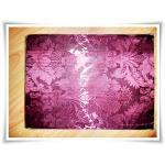 ผ้าแพร ผ้าห่ม สีชมพูบานเย็น