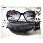 แว่นตากันแดด D and G สีดำ B005
