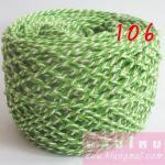 เชือกฟอก สีเหลือบ #106