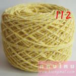 เชือกฟอก สีเหลือบ #112