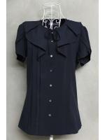 เสื้อ Olive สีน้ำเงินอมม่วง