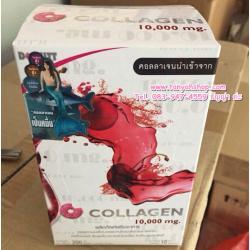 ศูนย์จำหน่าย Donut Collagen 10000mg.,โดนัท คอลลาเจน 10000มก. ขนาดใหม่ กล่องละ10ซอง ราคาส่ง