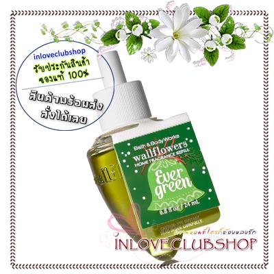 Bath & Body Works / Wallflowers Fragrance Refill 24 ml. (Evergreen)