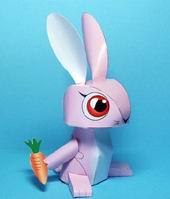 กระต่ายชมพู