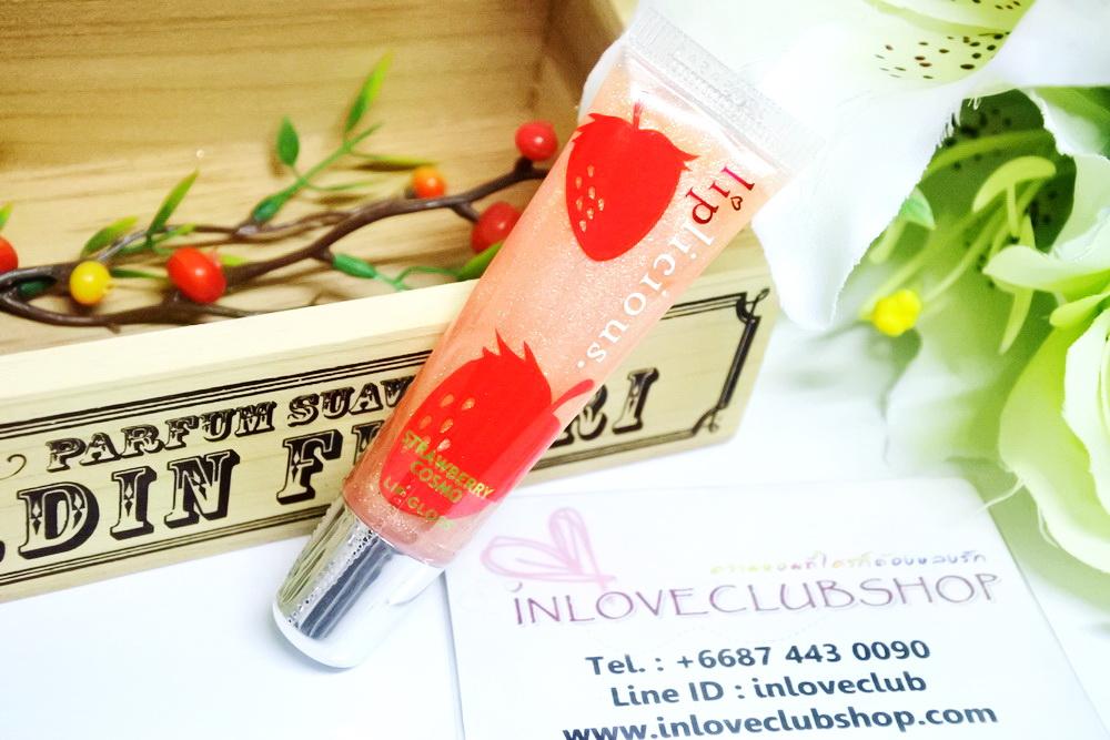 Bath & Body Works - Liplicious / Lip Gloss 14 ml. (Strawberry Cosmo)