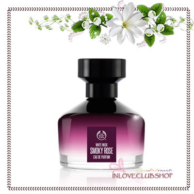 The Body Shop / Eau de Parfum 50 ml. (White Musk Smoky Rose) *NEW