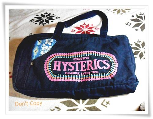 Used กระเป๋าถือ กระเป๋าสะพาย ผ้ายีนส์ สีเข้ม ราคาถูก