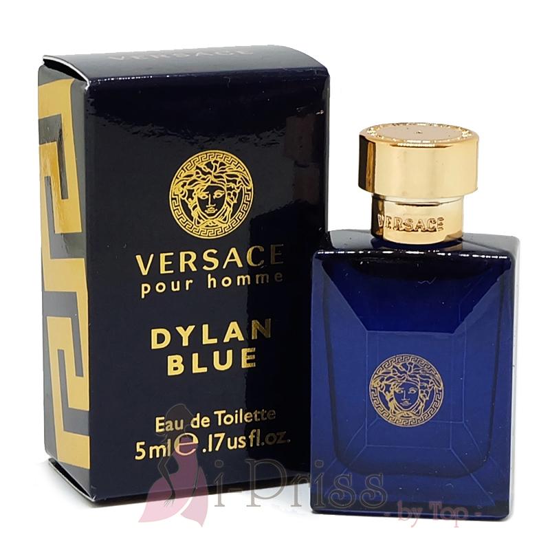 Versace Pour Homme DYLAN BLUE (EAU DE TOILETTE)