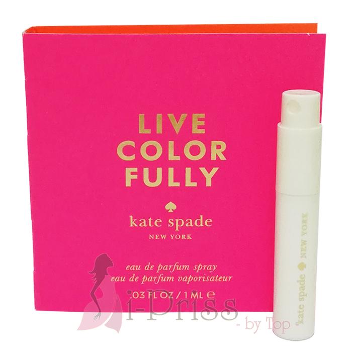 Kate Spade Live Colorfully (EAU DE PARFUM)