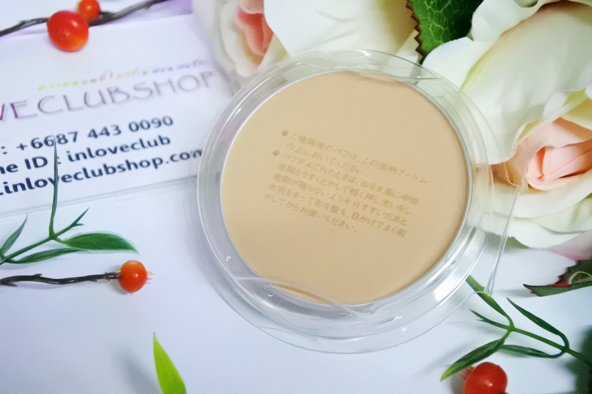 IPSA / Skin Beauty Pressed Powder 8 g. (Refill #2) *Tester