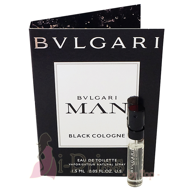 BVLGARI MAN BLACK COLOGNE (EAU DE TOILETTE)