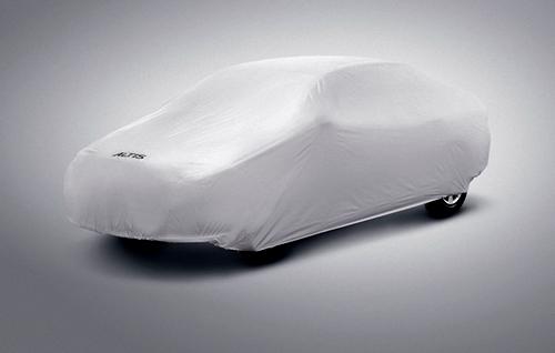 ผ้าคลุมรถ New Altis 2014