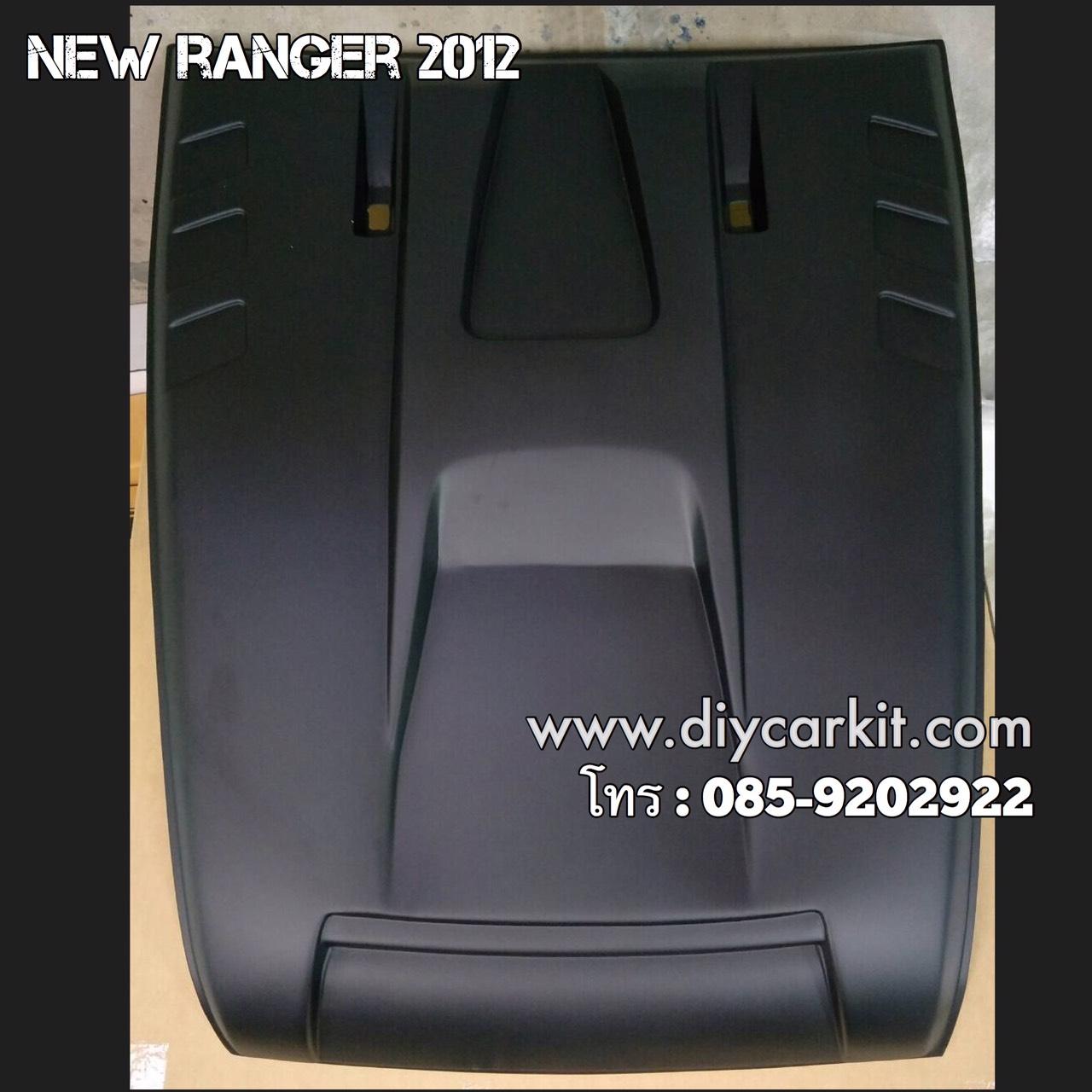 ช่องลมหลอกฝากระโปรงหน้า V3 New Ranger12