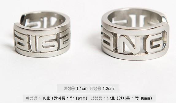แหวน BIGBANG