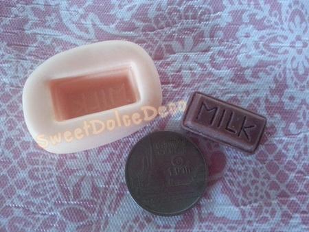 แม่พิม Milk Chocolate Bar