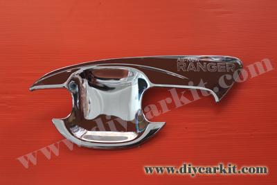 เบ้ารองมือเปิดประตู2Dr แบบที่ 1 New Ranger