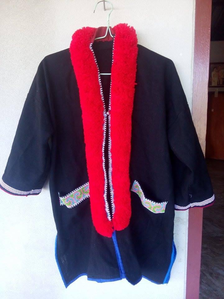 ผ้าปัก กางเกง สินค้าแฮนด์เมดชาวดอย