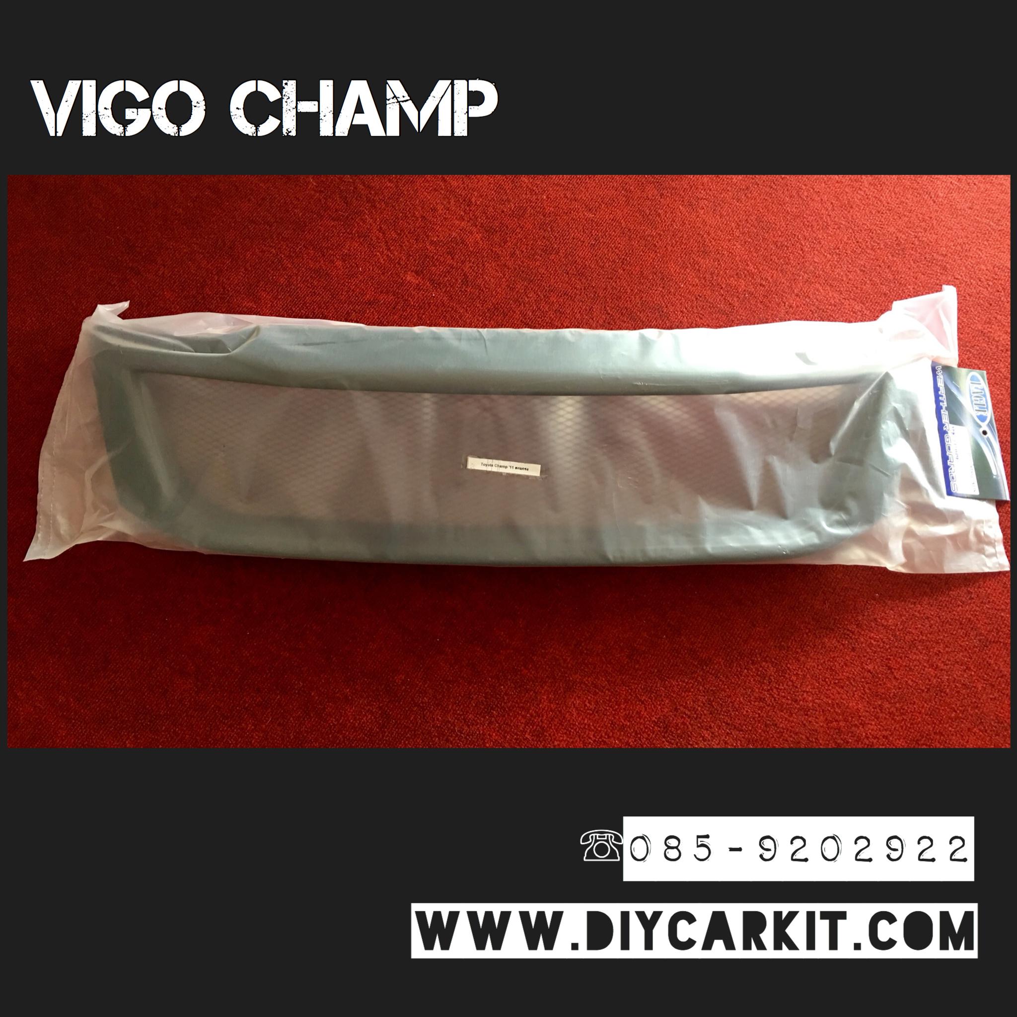 กระจังหน้า Vigo Champ ตาข่ายดำ
