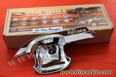 เบ้ารองมือเปิดประตู4Dr แบบที่ 2 New Ranger