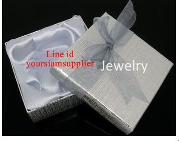 กล่องของขวัญ กล่องใส่สร้อยข้อมือ มอบเป็นของขวัญให้แฟน ให้เพื่อน กล่องสร้อยข้อมือ สำเร็จรูป no 83372