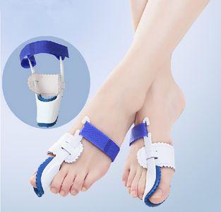 ที่แยกนิ้วโป้งเท้า ช่วยป้องกัน ภาวะนิ้วโป้ง โค้งนูน ใส่ในบ้าน อุปกรณ์ช่วยแยกนิ้วเท้า ช่วยบรรเทา ภาวะ นิ้วโป้งเท้าโก่งงอ 743874