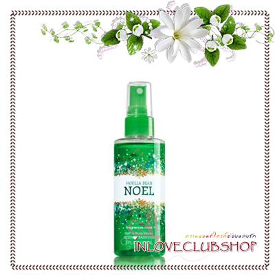 Bath & Body Works / Travel Size Fragrance Mist 88 ml. (Vanilla Bean Noel) *Limited Edition