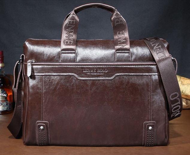 กระเป๋าใส่เอกสาร หนังแท้ กระเป๋าสะพายข้างผู้ชาย หนังวัว ใส่ ipad หรือ กระเป๋าใส่ notebook กระเป๋าทำงานผู้ชาย ลดราคา สีน้ำตาล และ ดำ no 992932