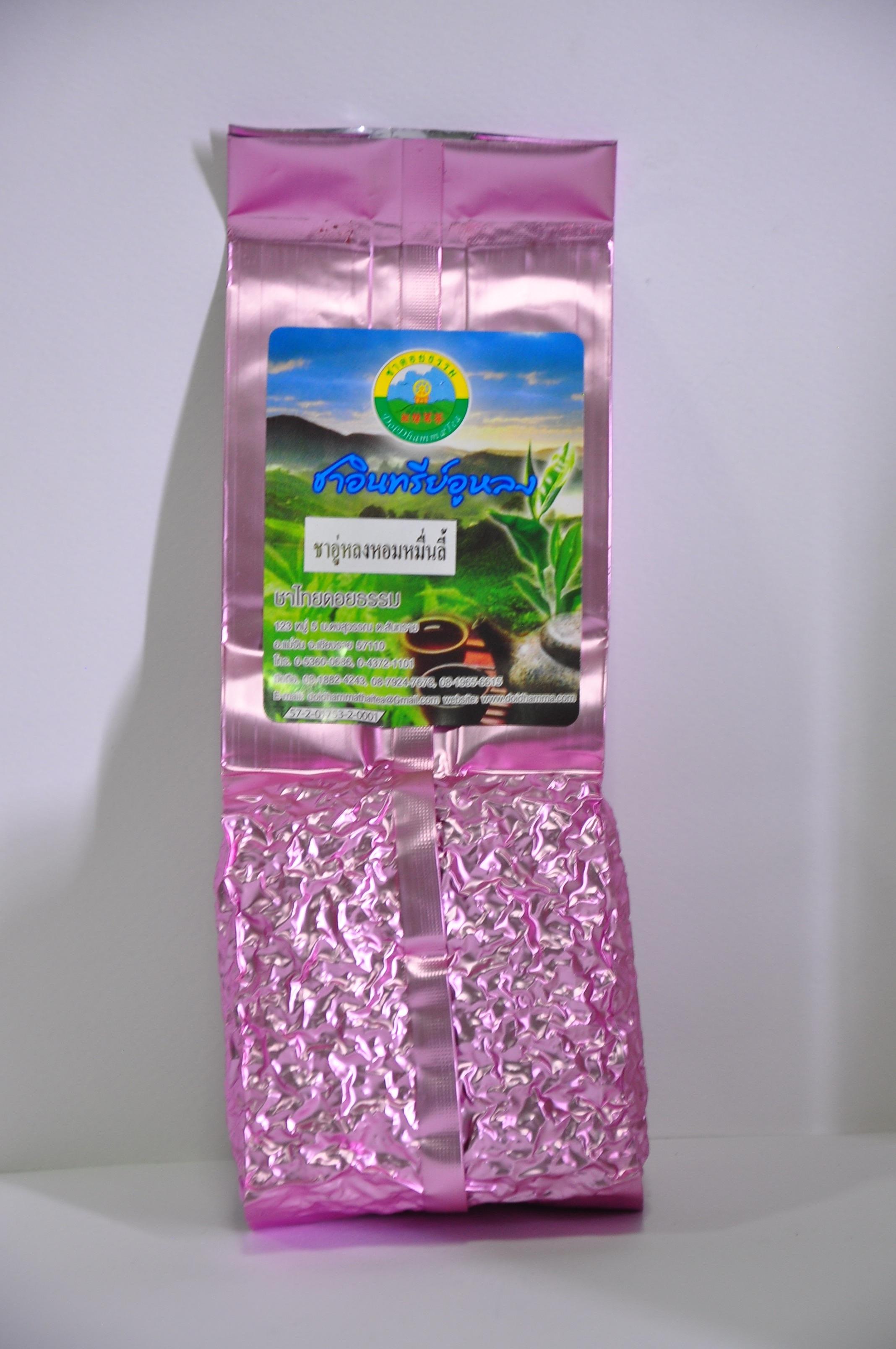 ชาหอมหมื่นลี้ Osmanthus Oolong Tea (200g)
