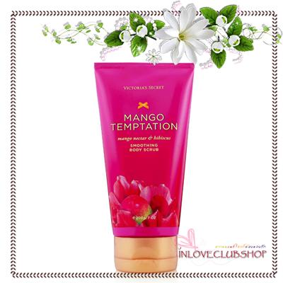 Victoria's Secret Fantasies / Body Scrub 200 ml. (Mango Temptation)