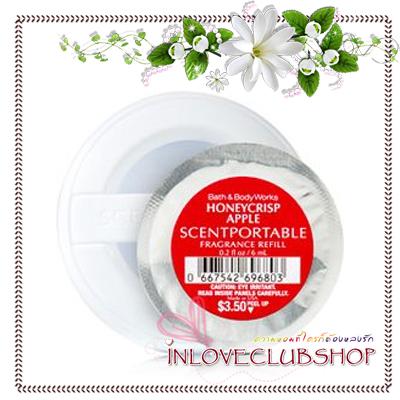 Bath & Body Works - Slatkin & Co / Scentportable Refill 6 ml. (Honeycrisp Apple)