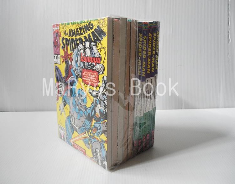 ไอ้แมงมุม Spider-Man เล่ม 3-4, 8-12,14-16 (รวม 10 เล่ม)