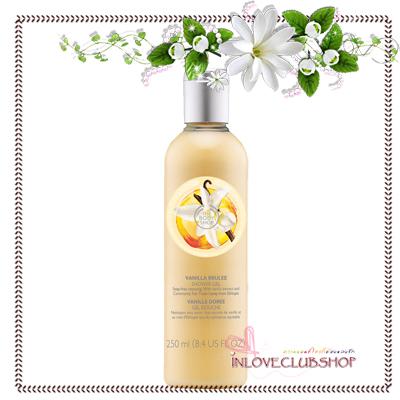 The Body Shop / Shower Gel 250 ml. (Vanilla Brulee)