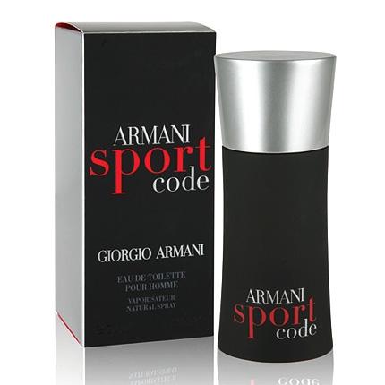 ARMANI Sport code