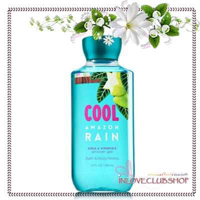 Bath & Body Works / Shower Gel 295 ml. (Cool Amazon Rain) *Limited Edition