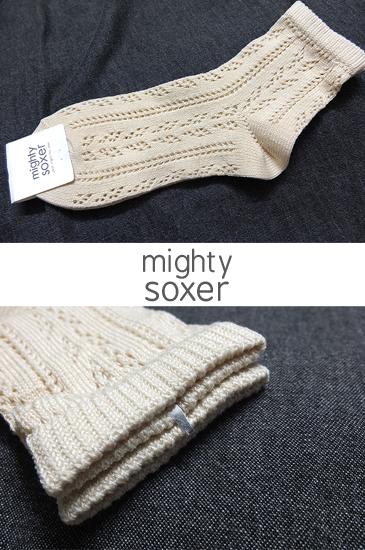 ถุงเท้า MIGHTY SOXER