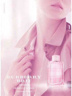 Burberry Brit Sheer