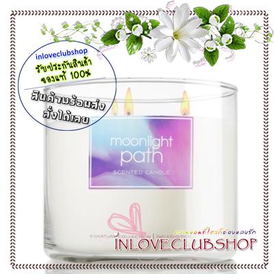 Bath & Body Works Slatkin & Co / Candle 14.5 oz. (Moonlight Path)