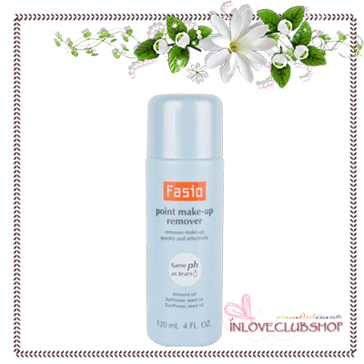 Fasio / Point Make Up Remover N 120 ml.