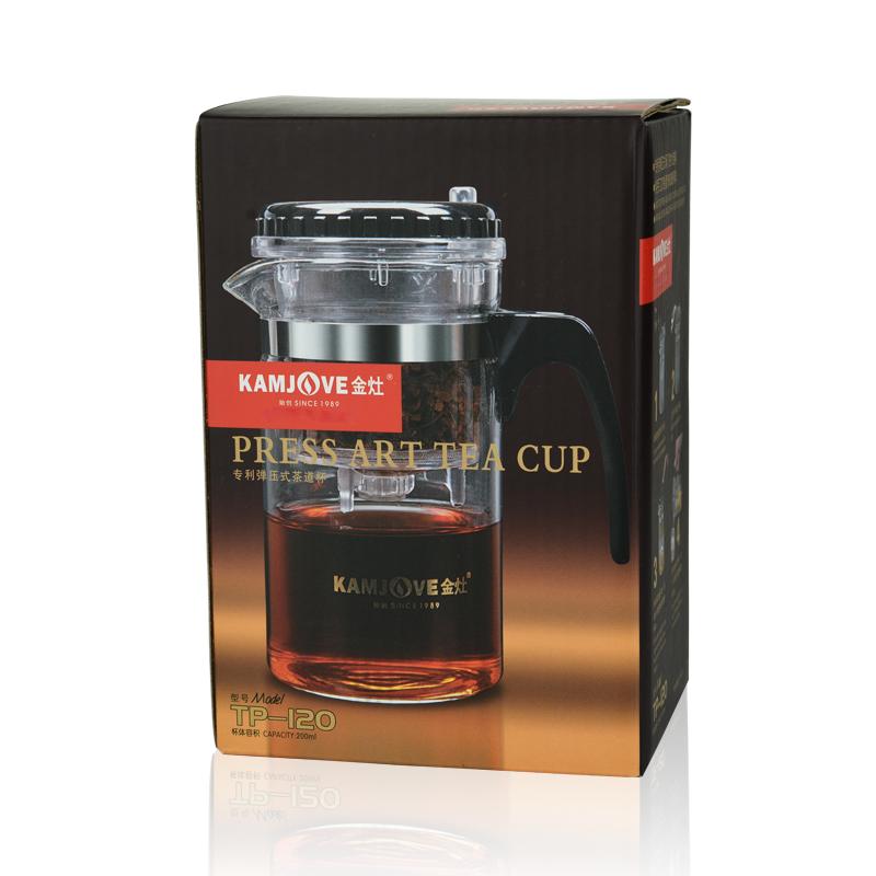กา(กด)แก้วชงชาขนาด 200 ml