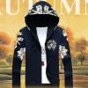 เสื้อ แจ็คเก็ต ผู้หญิง ผู้ชาย Jacket แบบมีฮู้ด เสื้อกันหนาว สีเทา ใส่ในห้องแอร์ แบบเท่ ๆ แนว ร็อค พั้งค์ แบบซิปด้านหน้า 9954662 new
